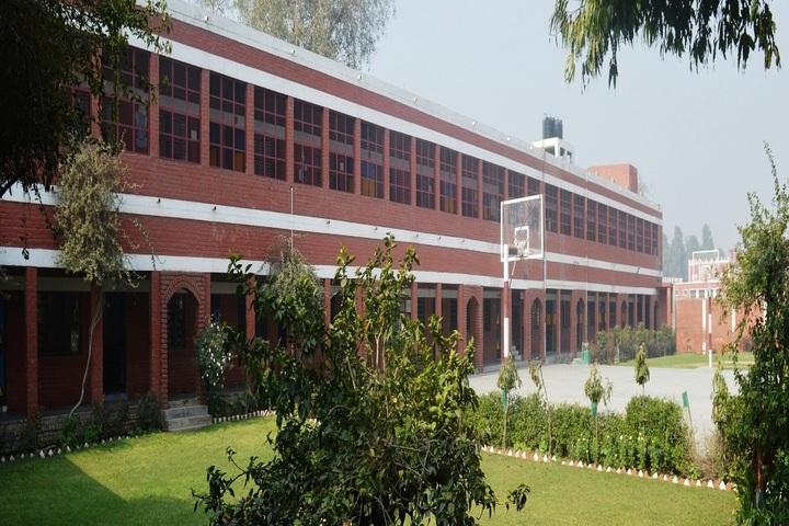 N R Public School-Campus View