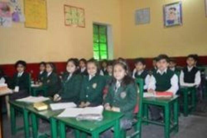 N R Public School-Classroom
