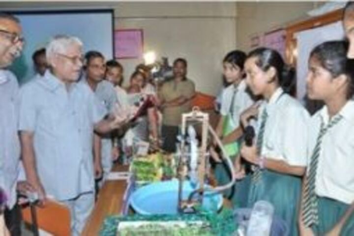 N R Public School-Exhibition