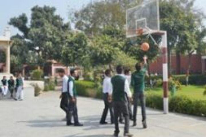 N R Public School-Indoor Games