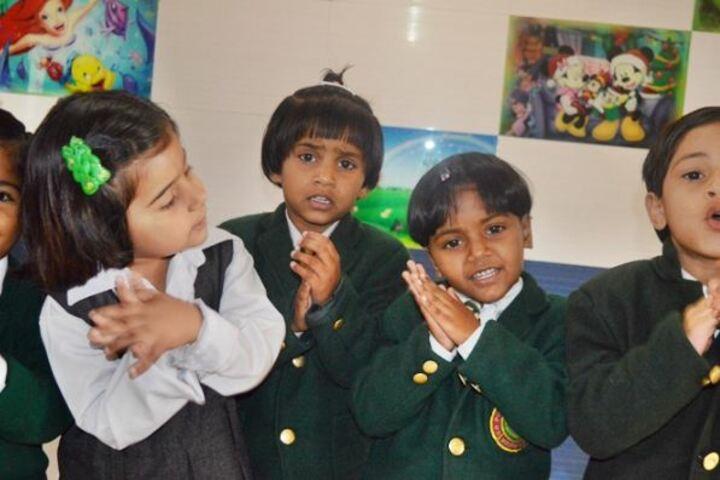 N R Public School-Junior Wing Games