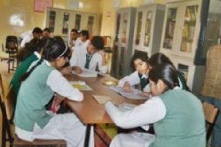 N R Public School-Library