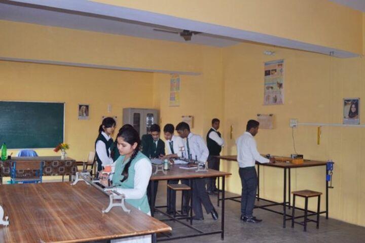 N R Public School-Physics Lab