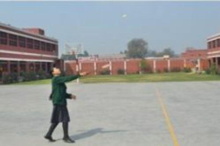 N R Public School-Playground