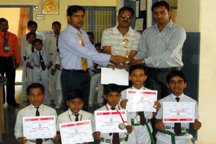 N R Public School-Achievement