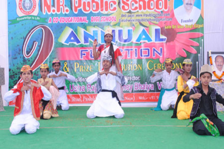 N R Public School-Annual Day