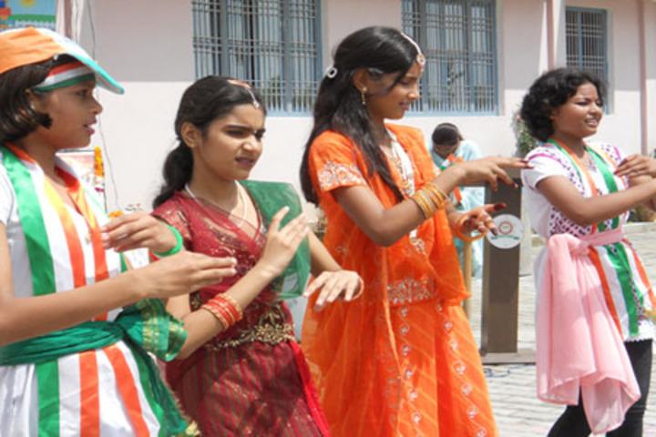 N R Public School-Dance Activity