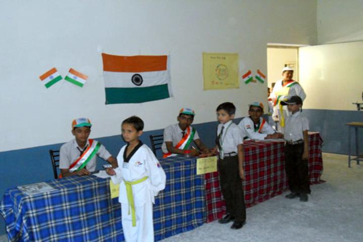 N R Public School-Republic Day