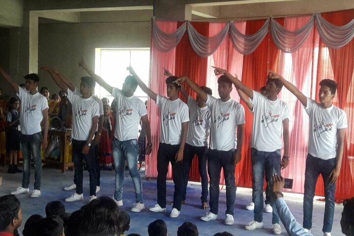 N S Children Academy-Dance Activity