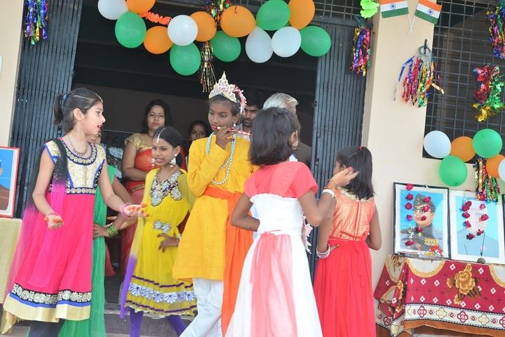 N B S Public School-Activity