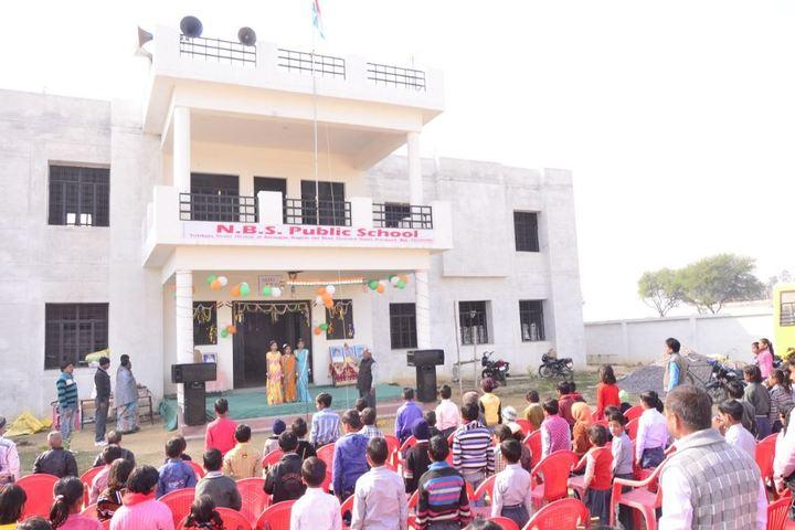 N B S Public School-Campus View