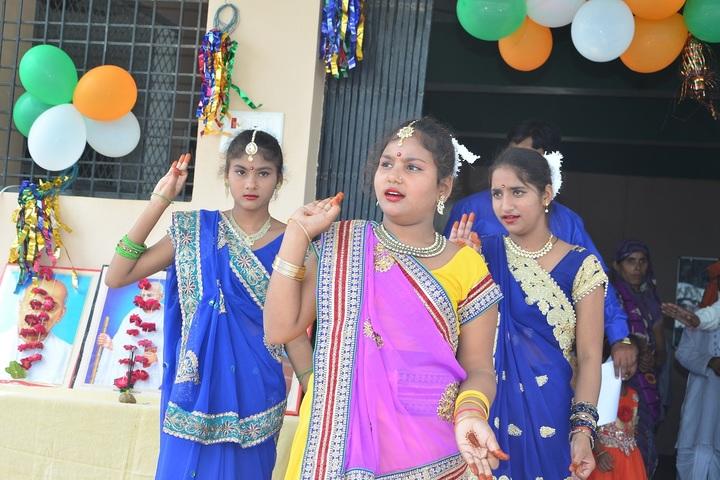 N B S Public School-Dance