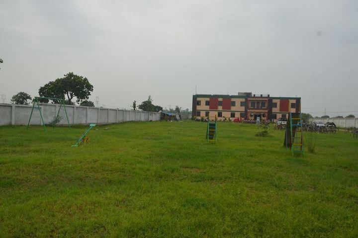 N B S Public School-Play Ground