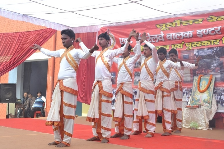 NE Railway Boys Inter College-Annual Day Celebrations