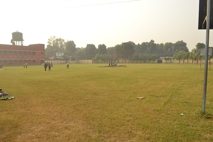 NE Railway Boys Inter College-Playground