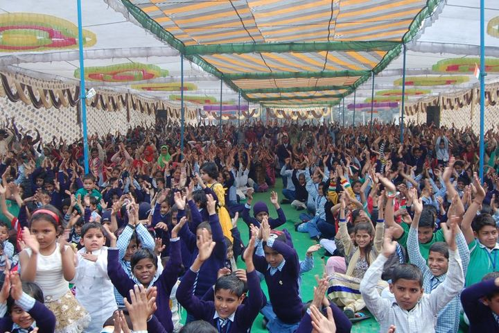 NS International School-Annual Day