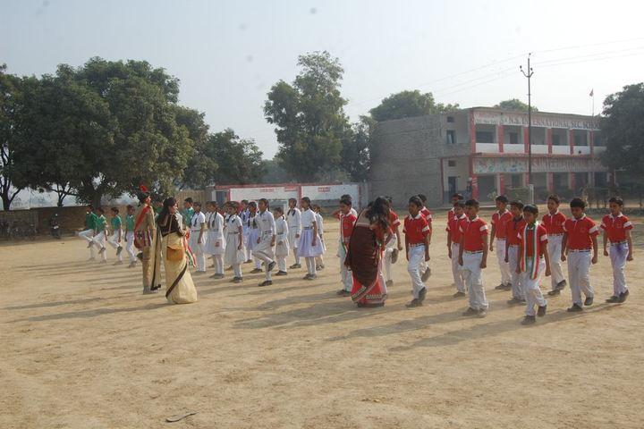 NS International School-Assembly