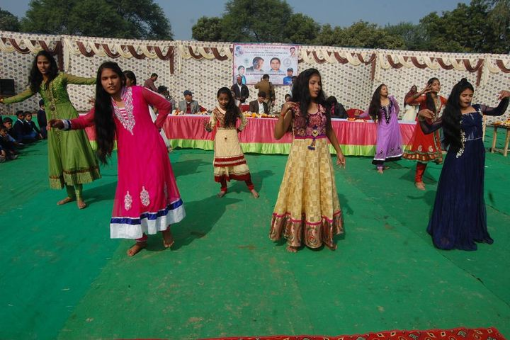 NS International School-Dance Activity