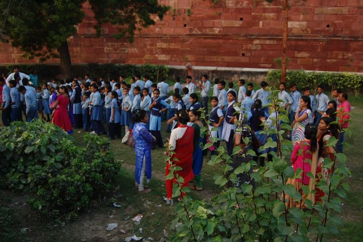 NS International School-Plantation Day
