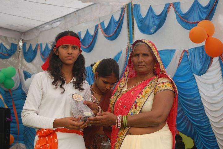 NS International School-Prize Distribution