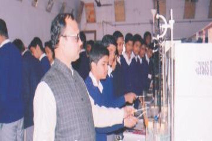 Naggaji Saraswati Vidya Mandir-Chemistry Lab