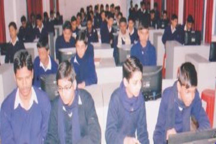 Naggaji Saraswati Vidya Mandir-Computer Lab