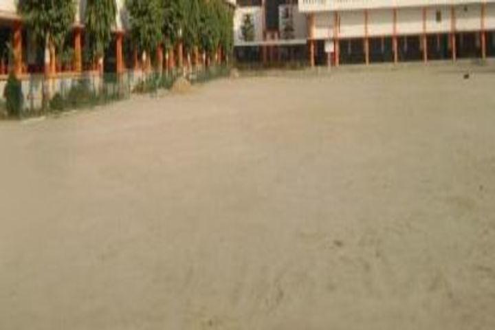 Naggaji Saraswati Vidya Mandir-Playground