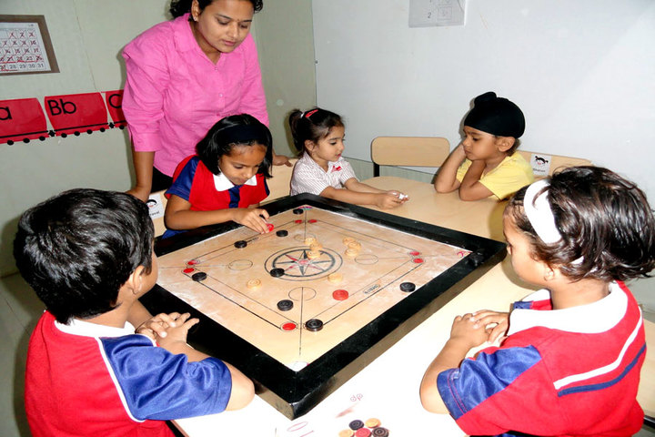 Transcendence International School-Indoor Games