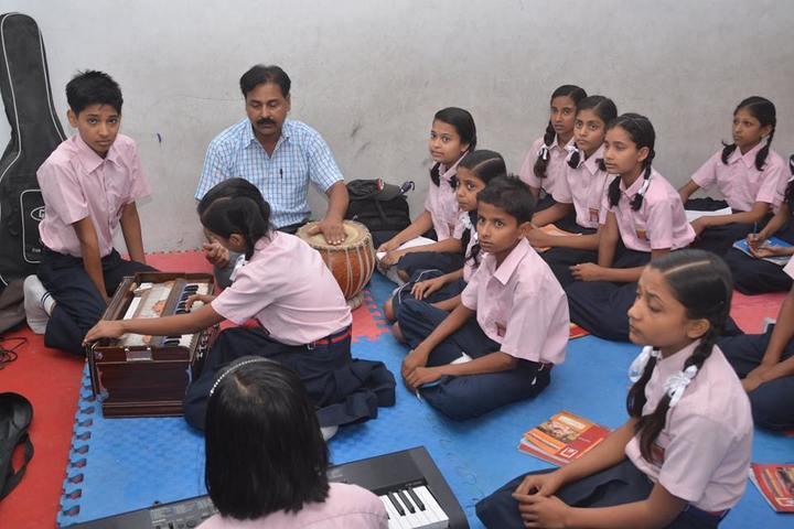 Transcendence International School-Music Room