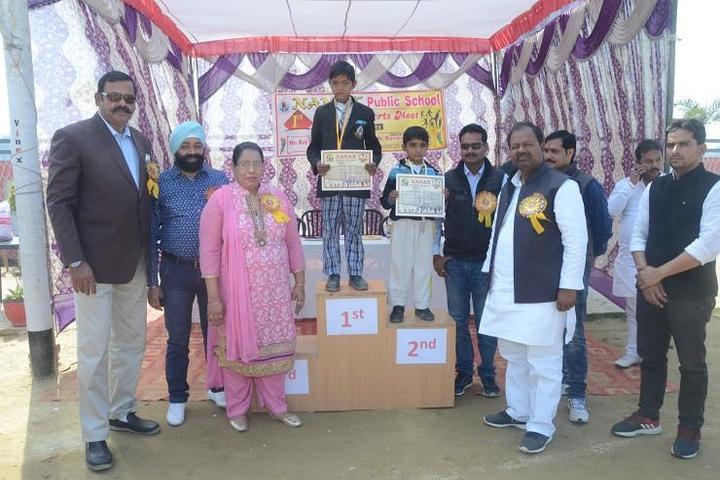 Nanak Public School-Achievement