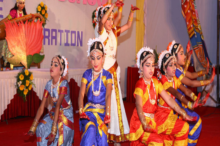 Nanak Public School-Dance Activity