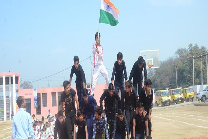 Nanak Public School-Independence Day