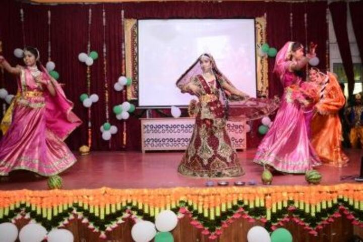 Narayan College Of Science And Arts-Annual Function