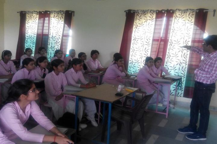 Narayan Savitri Public School-Classroom