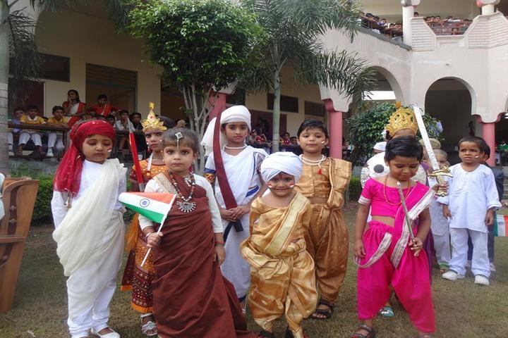 Narayan Savitri Public School-Independence Day