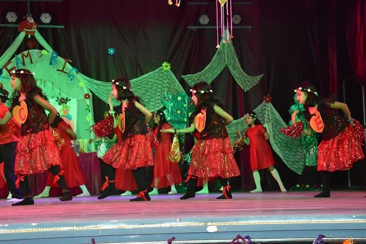 Narayana Public School-Dance