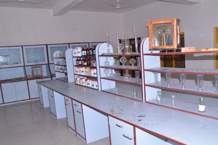 Trident Public School-Chemistry Lab