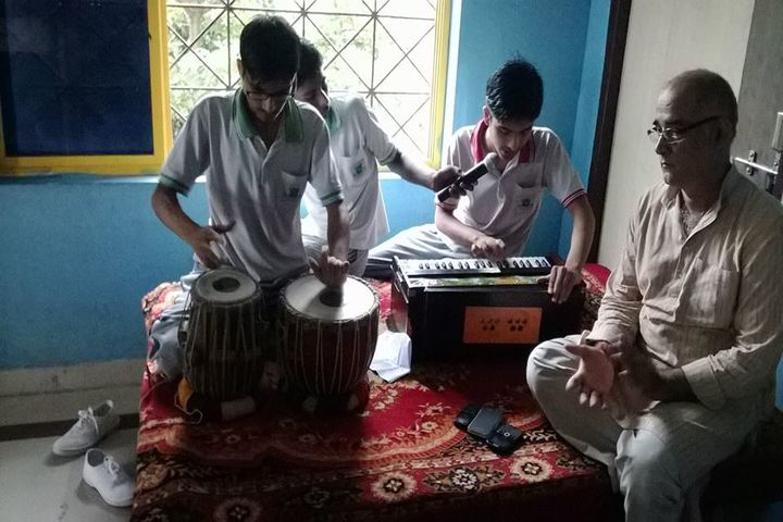 Trident Public School-Music