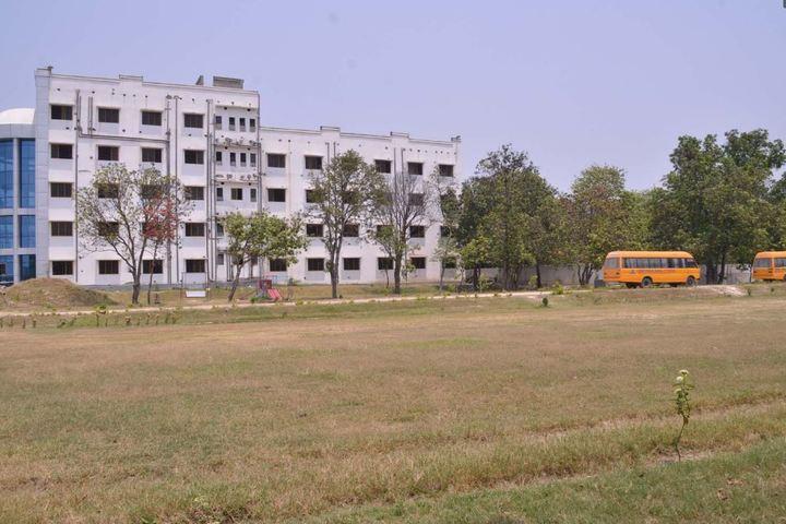 Trident Public School-Play Ground