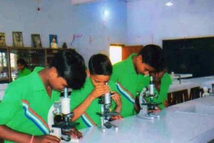 Narayani Challenger Convent School-Physics Lab