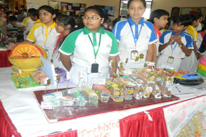 Narayani Challenger Convent School-Science Exhibition