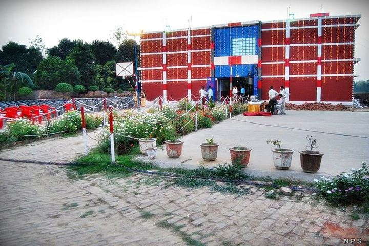 Nation Public School-Campus View