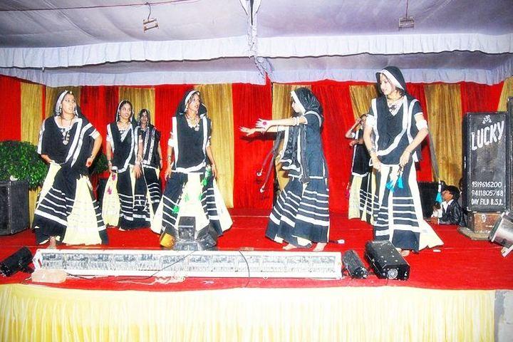 Nation Public School-Dance Activity