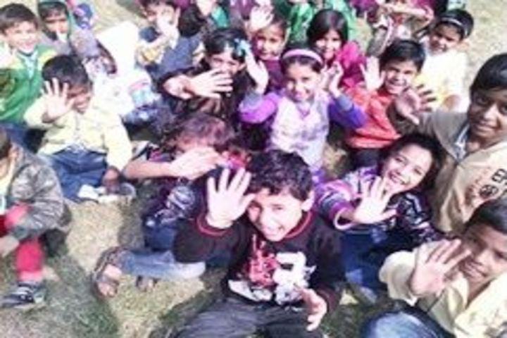 Nation Public School-Holi Celebrations