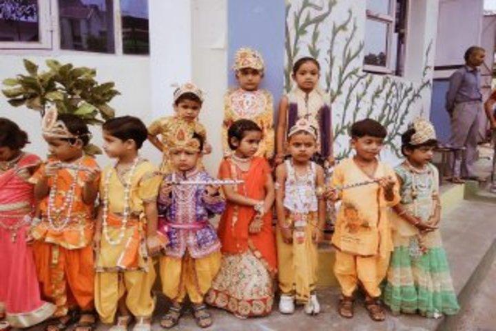 Nation Public School-Janmasthami Celebrations