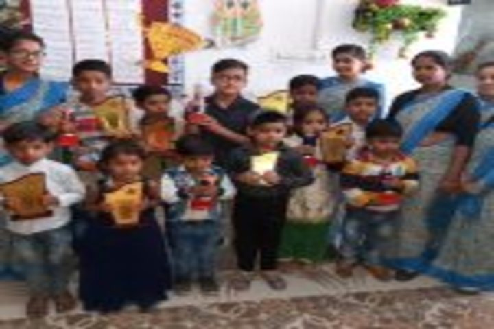 Nation Public School-Prize Distribution