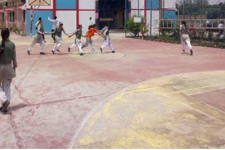 Nation Public School-Playground