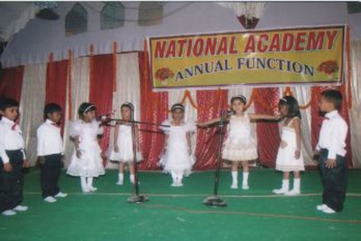 National Academy-Singing Activity