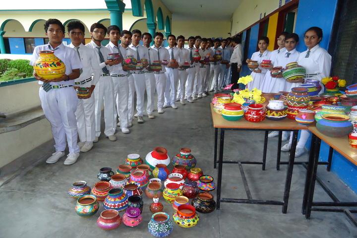 National Public School-Art&Craft