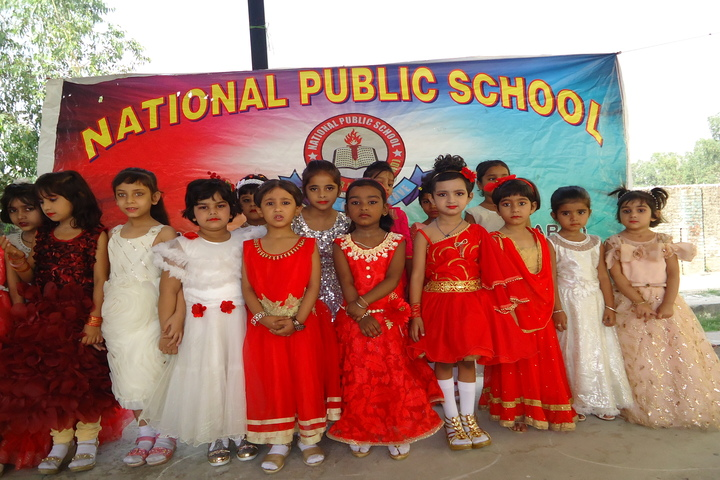 National Public School-Mothers Day